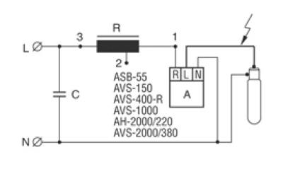 Схема подключения металлогалогенных ламп фото 249