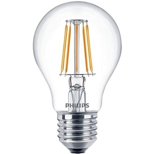 ����� ������������ ������������ Philips LED Filament ND E27 7.5-70W 2700K 230V A60 1CT APR