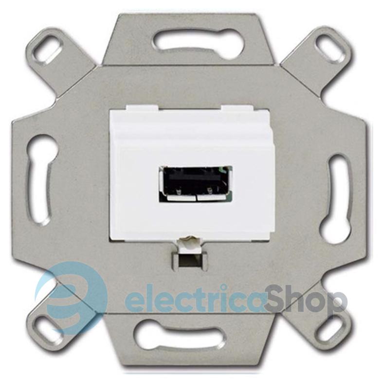 Розетка USB Abb 0261 12-500 купить в Киеве юэсби выходы абб, цена в ... 13ad5c01034