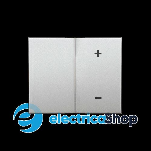 Лицевая панель Legrand Celiane для для выключателя двойного белый 68002