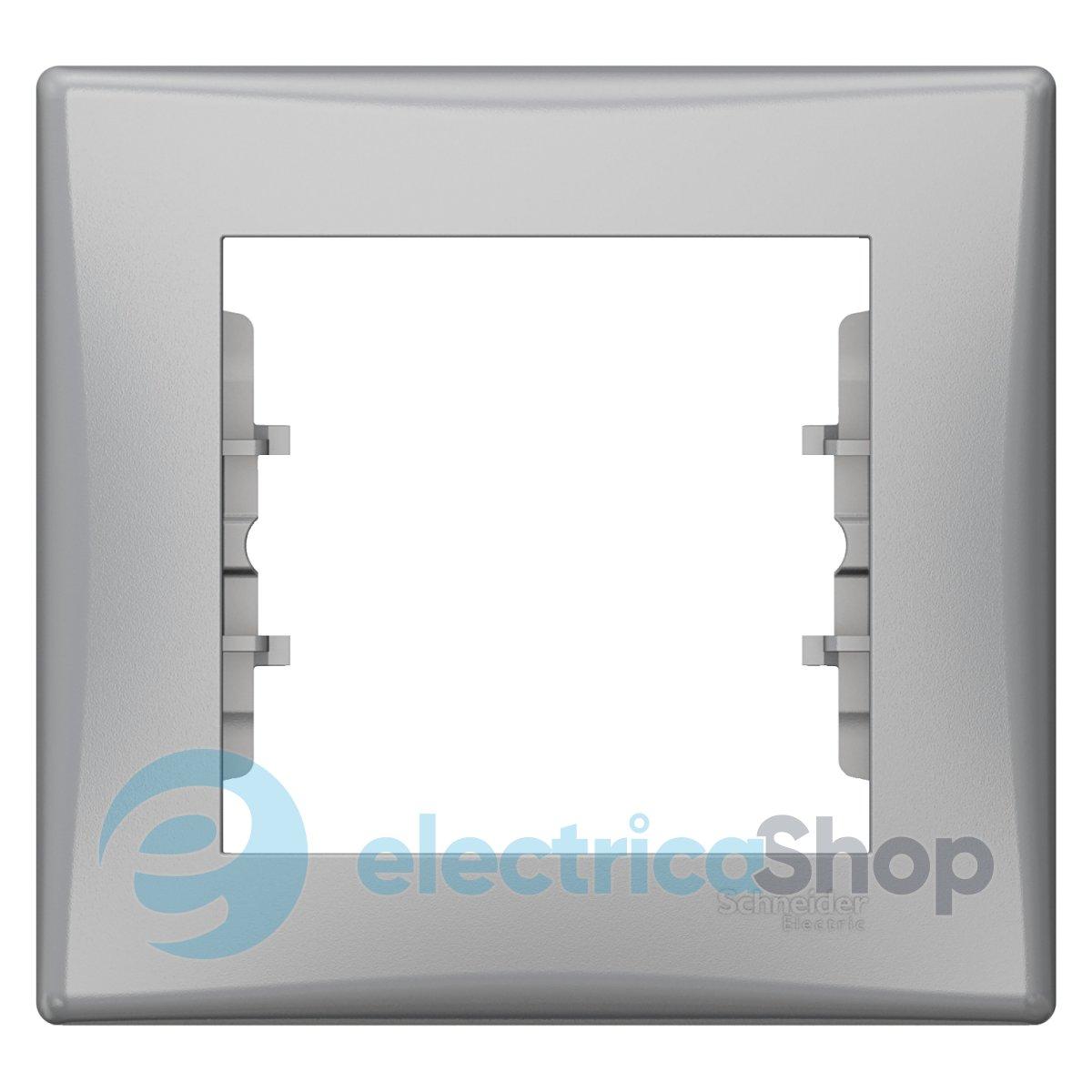 8fbf3a374de9 TV R SAT Розетка проходная цвет алюминий SDN3501260 Sedna — купить ...